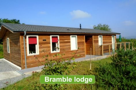 Bramble Holiday Lodge 002