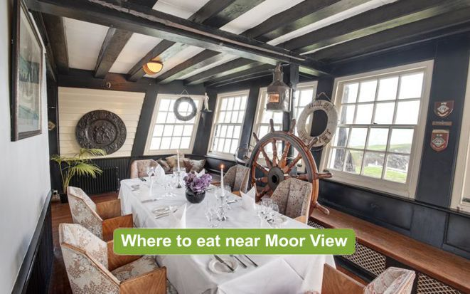 Where to eat in south hams